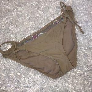 Xhilaration Sequence Bikini Bottom
